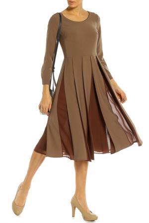 Платье BGN. Цвет: pyrite-antracite