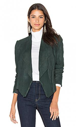 Куртка zura LaMarque. Цвет: зеленый