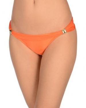Плавки VIX PAULAHERMANNY. Цвет: оранжевый