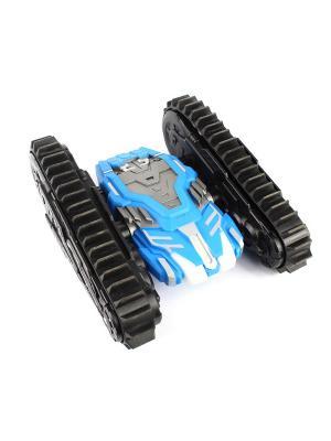 Танк радиоуправляемый Thunder Trax Blue Sea. Цвет: черный, красный