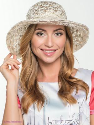 Шляпа FOMAS. Цвет: молочный