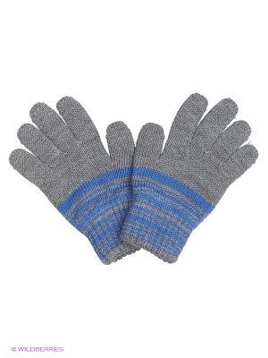 Перчатки R&I. Цвет: серый