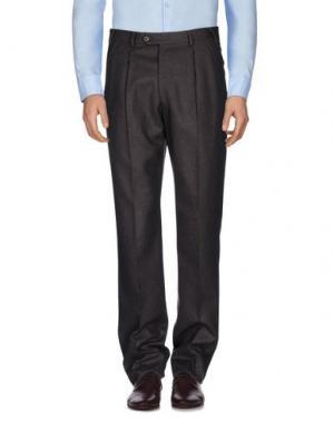 Повседневные брюки MILA SCHÖN. Цвет: хаки