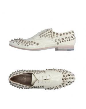 Обувь на шнурках STRATEGIA. Цвет: слоновая кость