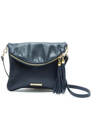 Bag ANNA LUCHINI. Цвет: blue
