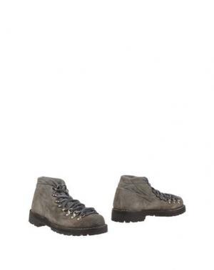 Полусапоги и высокие ботинки LE CORTINA by ANDREA VENTURA. Цвет: зеленый-милитари
