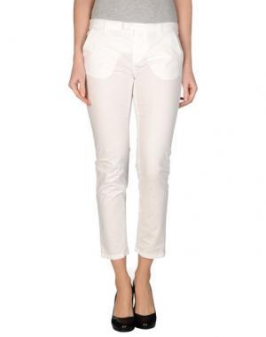 Повседневные брюки ..,MERCI. Цвет: белый