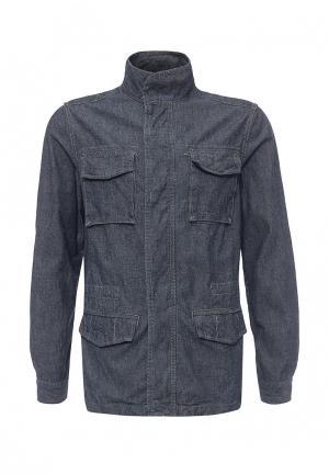Куртка Rifle. Цвет: синий