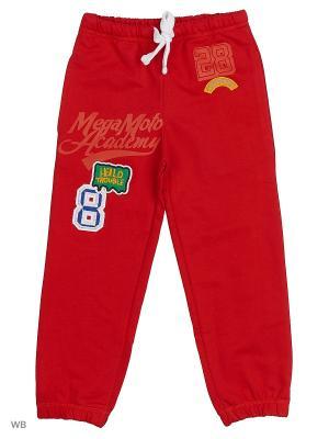 Спортивные брюки Modis. Цвет: красный