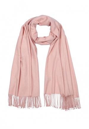 Палантин Marissimo. Цвет: розовый