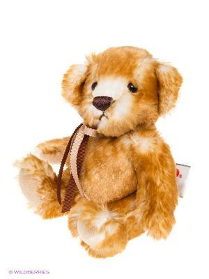Игрушка мягкая (Arlo Bear, 18 см). Gund. Цвет: коричневый