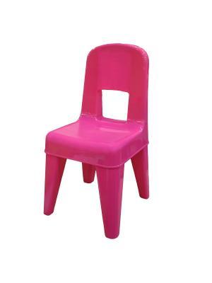 Детский стул Я расту Little Angel. Цвет: розовый