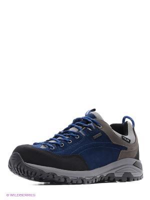 Ботинки EDITEX. Цвет: черный, синий, бежевый