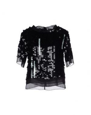 Блузка CABAN ROMANTIC. Цвет: черный
