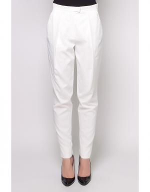 Однотонные брюки Maison Rabih Kayrouz. Цвет: none