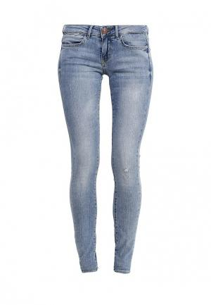 Брюки Guess Jeans. Цвет: хаки