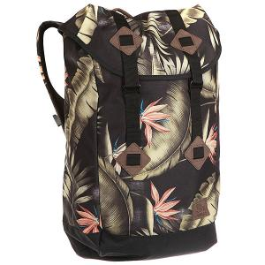 Рюкзак туристический  Trek 26 L Palm Dakine. Цвет: черный,мультиколор