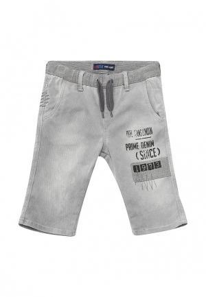 Шорты Pepe Jeans. Цвет: серый