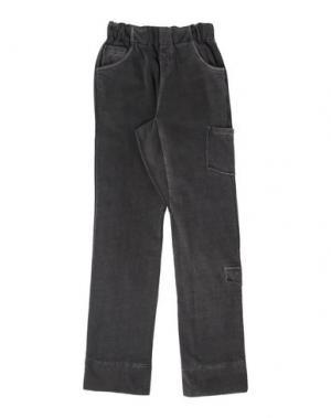 Повседневные брюки CUSTO GROWING. Цвет: свинцово-серый