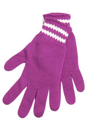 Перчатки U.S. Polo Assn.. Цвет: 970 розовый