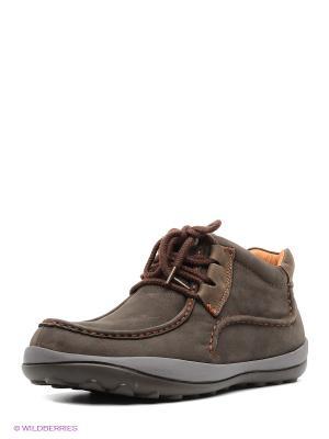 Ботинки Spur. Цвет: серый