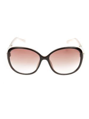 Солнцезащитные очки, iq format. Цвет: черный, белый