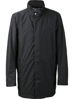 Пальто Typhoon Paul & Shark. Цвет: чёрный
