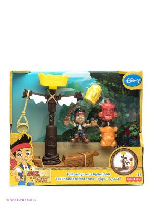 Набор Jake & The Neverland pirates. Цвет: коричневый