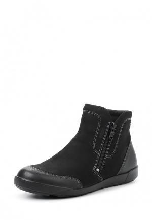 Ботинки CRISP II ECCO. Цвет: черный