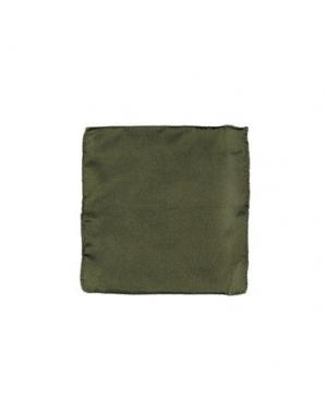 Платок DSQUARED2. Цвет: зеленый-милитари