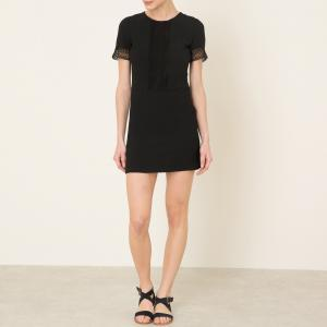 Платье BAILA SESSUN. Цвет: черный