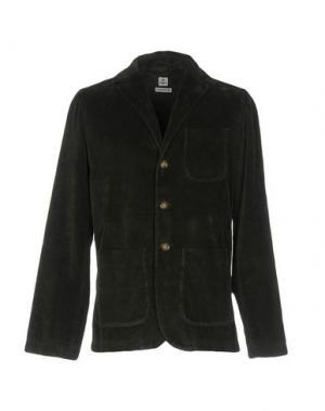 Пиджак DANOLIS. Цвет: темно-зеленый