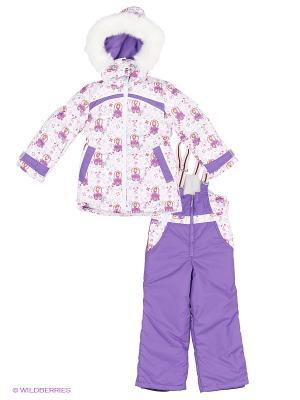 Комплект одежды Софи Батик. Цвет: сиреневый