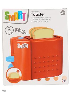 Тостер Smart HTI. Цвет: красный
