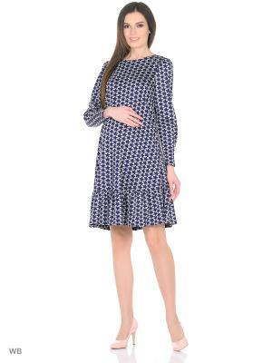 Платье для беременных Цветы Nuova Vita