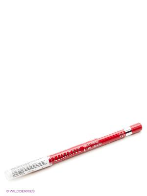 Контурный карандаш для губ Lumene Wild Rose  №16 Тёплый красный, 1,1 гр. Цвет: красный