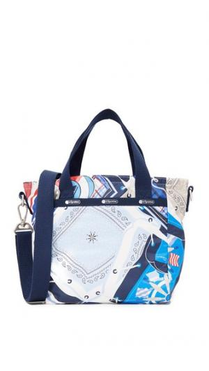 Миниатюрная объемная сумка Everyday с короткими ручками LeSportsac