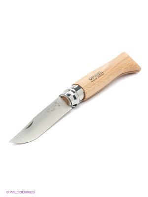 Нож Opinel №8VRI. Цвет: бежевый