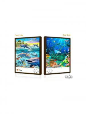 Сфера Пазлы  3D Головоломки Подводный Мир Склад Уникальных Товаров. Цвет: синий