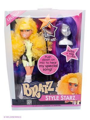 Кукла Жасмин BRATZ. Цвет: желтый, фиолетовый