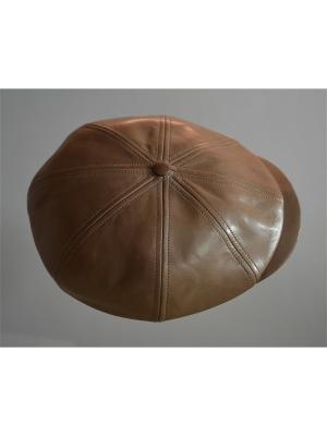 Кепка Bos Bison. Цвет: светло-коричневый