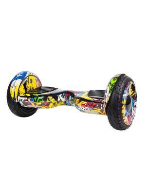 Гироскутер CarWalk Allroad. Цвет: черный, желтый, красный
