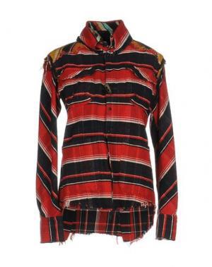 Pубашка L.G.B.. Цвет: красный