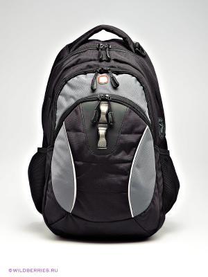 Рюкзак WENGER. Цвет: черный