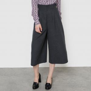 Юбка-шорты MADEMOISELLE R. Цвет: серый меланж