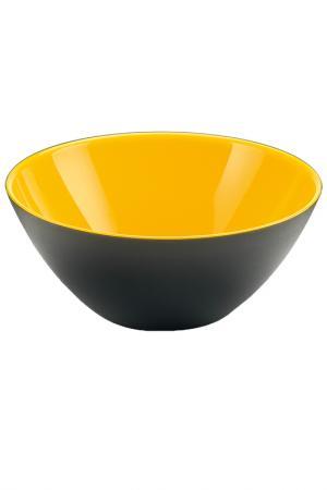 Салатница 20 см GUZZINI. Цвет: желтый