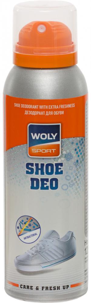 Дезодорант для обуви  Sport, 125 мл Woly