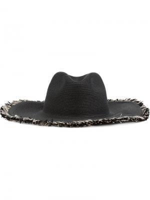 Шляпа Batu Tara Filù Hats. Цвет: чёрный