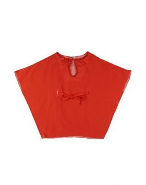 Пляжное платье FISICHINO. Цвет: оранжевый