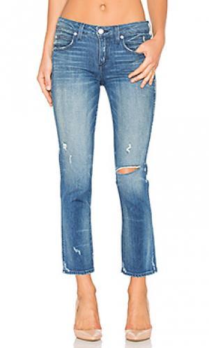 Укороченные джинсы kate AMO. Цвет: none